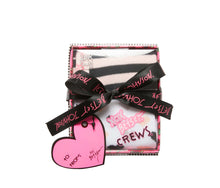 SWEETHEART CREW 2 PACK GIFT BOX MULTI - ACCESSORIES - Betsey Johnson