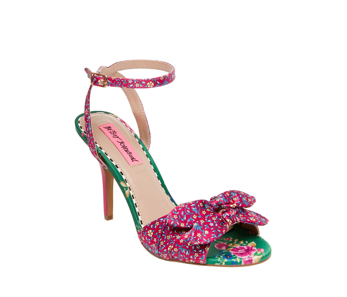 SWEETIE MAGENTA - SHOES - Betsey Johnson
