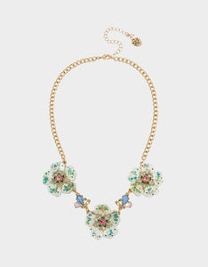 SWEETNESS AND LIGHT FRONTAL NECKLACE MULTI