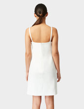 BOWTASTIC SUMMER DRESS WHITE - APPAREL - Betsey Johnson