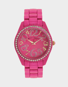 TECHNOSPIRIT WATCH FUSCHIA FAB