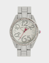 TECHNOSPIRIT WATCH SILVER - JEWELRY - Betsey Johnson