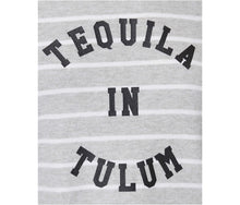 TEQUILA IN TULUM PULLOVER GREY - APPAREL - Betsey Johnson