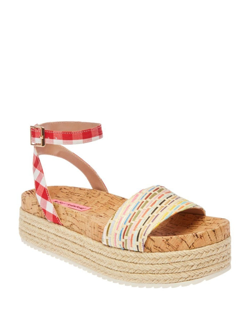 THELMA NATURAL - SHOES - Betsey Johnson