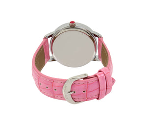 THREE LAYER LIPS WATCH PINK
