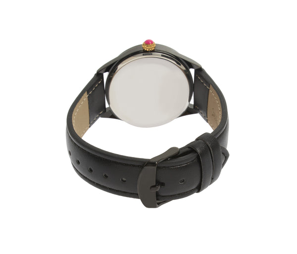 TIED UP WITH A BOW WATCH BLACK - JEWELRY - Betsey Johnson