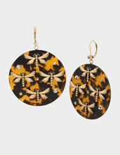 TORTIFLY DISC EARRINGS TORTOISE - JEWELRY - Betsey Johnson