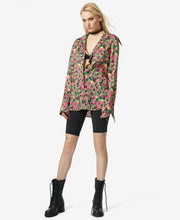 BJ VINTAGE ITS RAINING WOMEN TOP MULTI - VINTAGE - Betsey Johnson