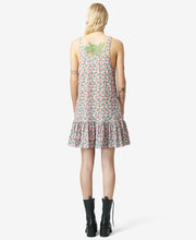 BJ VINTAGE BETTER TO BRUNCH DRESS MULTI - VINTAGE - Betsey Johnson