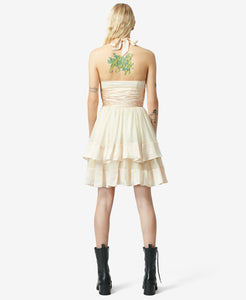 BJ VINTAGE SUGAR AND SPICE DRESS IVORY