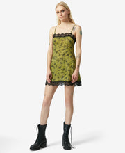 BJ VINTAGE DOWN WITH DAISIES DRESS MULTI - VINTAGE - Betsey Johnson