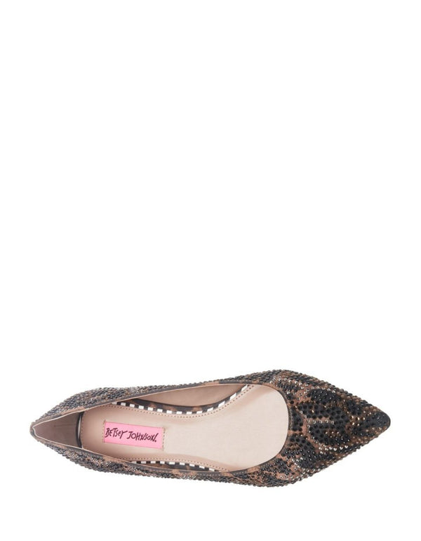 WEBB LEOPARD - SHOES - Betsey Johnson