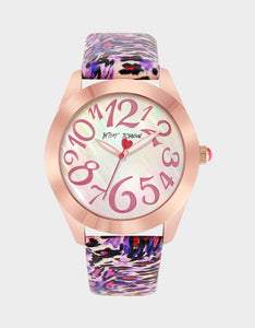 WILD BETSEY WATCH PINK