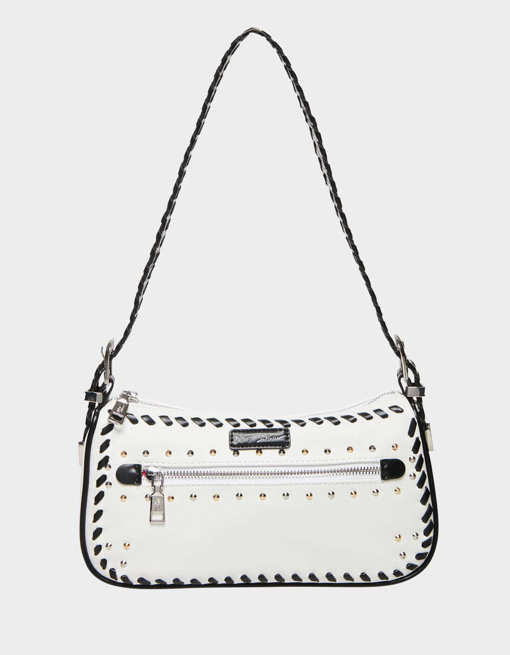 WILD WEST POCHETTE WHITE