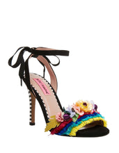 WINSLOW BLACK MULTI - SHOES - Betsey Johnson
