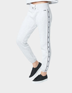 X TAPE SWEATPANTS GREY