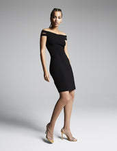BARE NECESSITY DRESS BLACK - APPAREL - Betsey Johnson