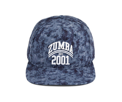 Zumba Est. 2001 Snapback Hat - Night Sky A0A01112