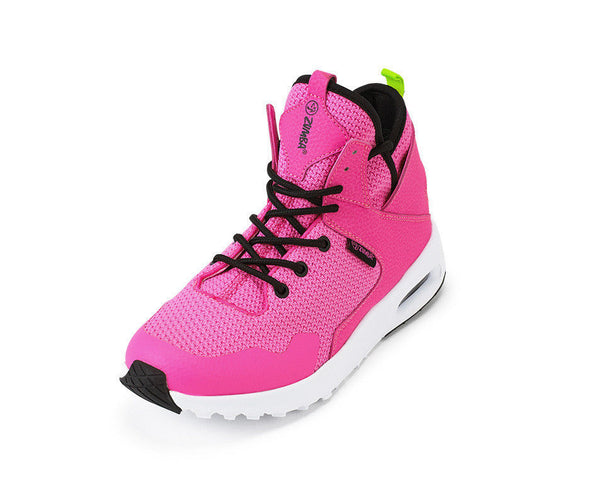 Zumba Air Classic Remix Shoes - Pink A1F00088 size 6.5