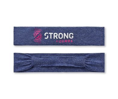 Strong by Zumba Don't Miss A Beat Headbands 2pk - A0A00965