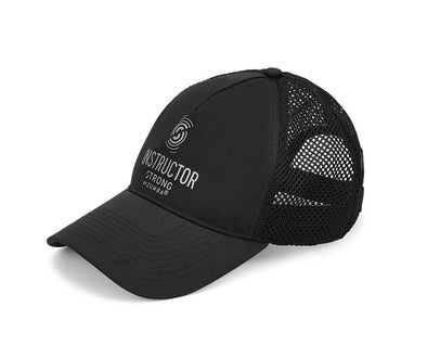 Strong by Zumba Don't Miss A Beat Instructor Performance Hat - Black A0A00967