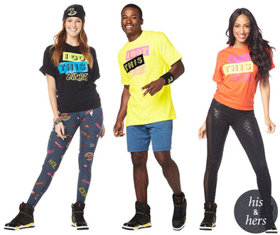 Zumba Unisex Got This Tees - Choose Color A0A00986