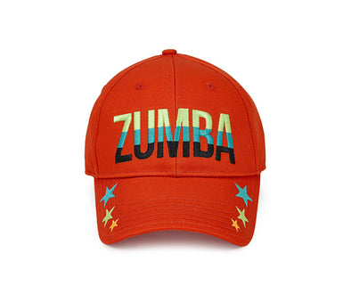 Zumba Vibes Don't Lie Hat - CHA-CHA Cherry A0A01014
