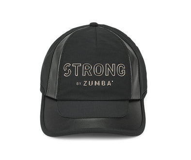 Strong by Zumba Rep After Rep Hat - Bold Black A0A01053