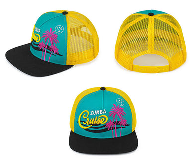 Zumba I Want My Zumba Cruise Snapback Hat - A0A01072