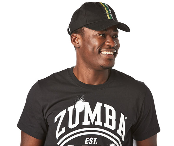Zumba For Zumba Lovers Hat - Bold Black A0A01113