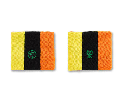 Zumba Dance Tribe Wristbands 2 pk - A0A01123