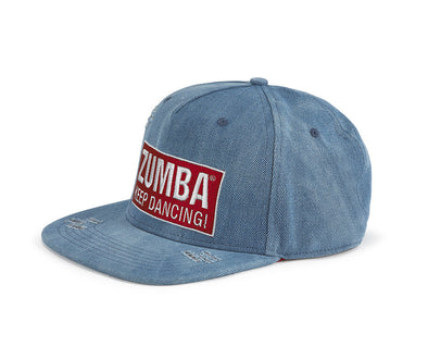 Zumba Keep Dancing Snapback Hat - A0A01153