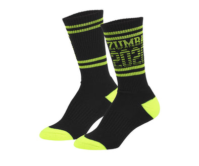 Zumba 2020 High Socks - Bold Black A0A01211