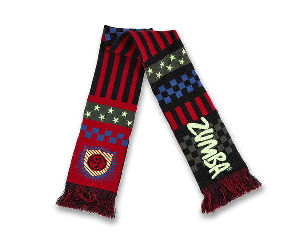 Zumba Dance League Scarf - A0A01213