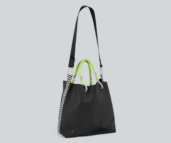 Strong Nation STRONG ID Tote Bag - Black A0A01322