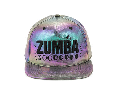 Zumba Vibes Snapback Hat- Iridescent A0A01326