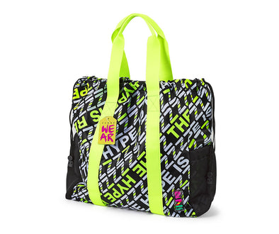 Zumba The Hype Is Real Duffle Tote Bag - A0A01399