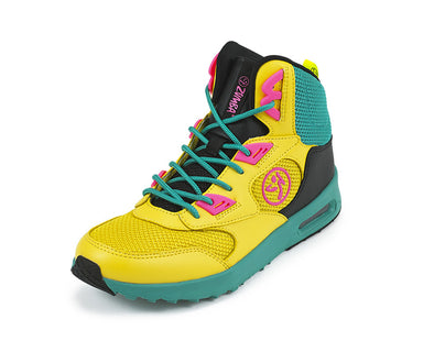 Zumba Air Bounce Shoes - Yellow A1F00120