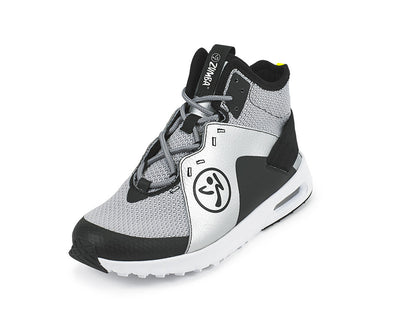Zumba Air Reach Shoes - Silver A1F00123
