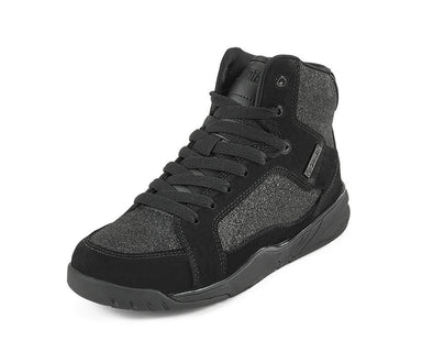 Zumba Energy Shine Glitter Shoes - Black A1F00128