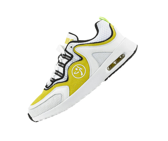 Zumba Air Lo Shoes - Yellow A1F00129