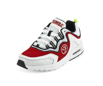 Zumba Air Lo Shoes - Red A1F00130
