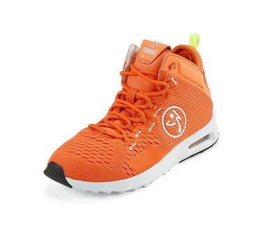 Zumba Air Funk Shoes - Orange A1F00131