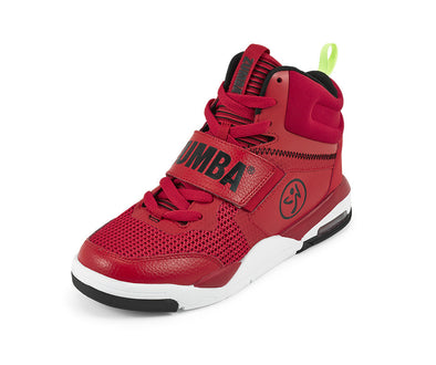 Zumba Court Air 2.0 Shoes - Red A1F00144