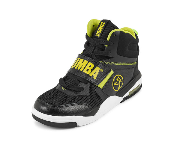 Zumba Court Air 2.0 Shoes - Black A1F00145