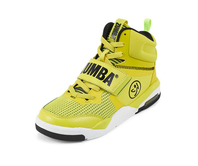 Zumba Court Air 2.0 Shoes - Yellow A1F00146