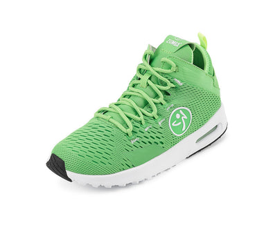 Zumba Air Funk Shoes - Green A1F00151