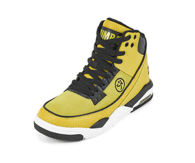 Zumba Air High Sport Shoes - Yellow A1F00158