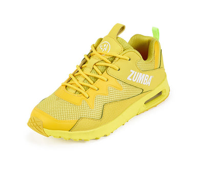 Zumba Air Lo Shoes - Yellow A1F00165