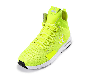 Zumba Air Funk Shoes - Yellow A1F00167